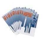 Brady Lockout/Tagout Training Handbook - Training Title = Lockout Booklet - 754476-65555