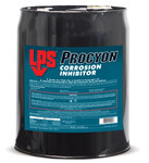 LPS 42282 Brown Corrosion Inhibitor - Liquid 5 gal Pail - 04205