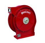 Reelcraft Industries 5000 Series Hose Reel - 25 ft Capacity - Spring Drive - A5800 OMP
