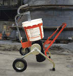 ITW Performance Polymers DFense Blok™ 11301 81 lb Power Mixer with Paddle