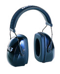 Howard Leight Leightning Black Over Head Protective Earmuffs - 30 dB NRR - 1010924