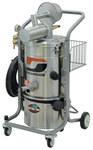Dynabrade Raptor Vac 120 V Portable Vacuum System - 20 gallon capacity - 61401