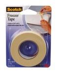3M Scotch 178 Freezer Tape - 3/4 in Width x 1000 in Length - 01035