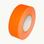 Polyken Fluorescent Orange Gaffer's Tape - 2 in Width x 60 yd Length - 11.5 mil Thick - 510 2 X 60YD NEON ORANGE