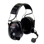 3M Peltor WS ProTac XP MT15H7AWS5-77 Black Communication Headset - 31 db NRR - 046719-66812