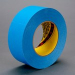 3M R3187 White Splicing Tape - 36 mm Width x 55 m Length - 7.5 mil Thick - Kraft Paper Liner - 86188