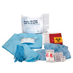First Aid Only BBP Spill Clean Up Kit - 092265-74601