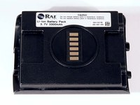 RAE Systems PGM73X0 Battery Assembly 059-3051-000 - Li-ion