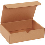 Shipping Supply Kraft Literature Mailers - 9 in x 6.5 in x 2.75 in - SHP-2712