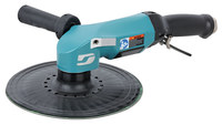 53273 Dynabrade Rebel 2.8 Series 9 in Disc Sander with Autobalancer - 13.4 in Length