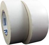 Polyken Berry Global 827 White Polyethylene Film Masking Tape - 1 in Width x 36 yd Length - 827 1 X 36YD WHITE