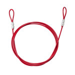 Brady Red Cable Lockout Device 131066 - 8 ft Length - 754473-81172
