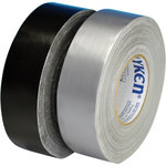 Polyken Berry Global Black Duct Tape - 2 in Width x 60 yd Length - 13 mil Thick - 253 2 X 60YD BLACK