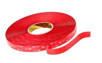 3M 4910 Clear VHB Tape - 1 in Width x 36 yd Length - 40 mil Thick - 14572