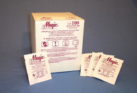 Braco Manufacturing Alcohol-Free Pre-Moistened Wipes 100 per Box - 9 in Width - 10 in Length - ST100L