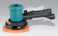 "58436 6"" (152 mm) Dia. DynaLocke Dual-Action Sander, Self-Generated Vacuum"