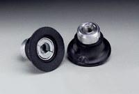 3M 45099 Medium Roloc Disc Pad - 1 1/2 in DIA - Internal Thread Attachment