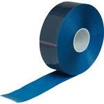 Brady ToughStripe Max Blue Floor Marking Tape - 3 in Width x 100 ft Length - 0.050 in Thick - 60808
