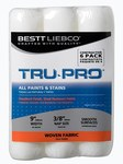 Bestt Liebco Tru-Pro White Woven 9 in Roller Cover, 3/8 in Nap - 28550