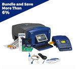 Brady BBP, BMP 71, 85 BBP85-71-KIT Printer & Software - 10 in Max Label Width - 85520