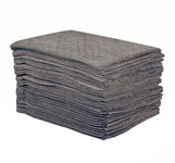 Sellars Light-Weight Gray Polypropylene 12 gal Absorbent Pads - 15 in Width - 18 in Length - SELLARS 25250