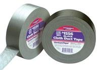 3M Venture Tape 1556 Black Cloth Duct Tape - 48 mm Width x 55 m Length - 12 mil Thick - 15562