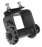 Lift-All Black Polyester Tie Down Portable Winch - 1/2-13 in Overall Length - 11-16 in Width - 61221