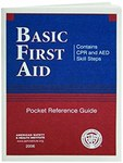 North Polyethylene First Aid Pocket Guide - 04-5027
