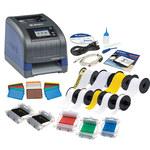 Brady i3300 Desktop Printer - 15.3 in Width - 4 in Max Label Width - 14.61 in Height - 16.3 in Length - 55514