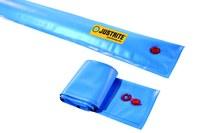 Justrite Blue Boom Diverter - 10 ft Length - 697841-15723