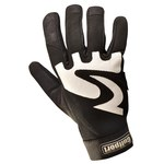 Occunomix Gulfport G470 Black & White Large Amara Work Gloves - G470-064