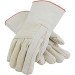 PIP 94-928G Off-White Universal Cotton Hot Mill Glove - 12.4 in Length