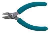 Erem Round Diagonal Flush Cutting Plier - 4.75 in Length - 822N