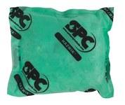 Brady Hazwik Green Polypropylene 10 gal Absorbent Pillow 107714 - 9 in Width - 9 in Length - 662706-28209