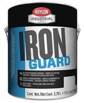 Krylon Industrial Coatings Iron Guard White Acrylic Enamel Paint Primer - 1 gal Can - 03842