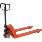 Shipping Supply Pallet Truck - 27 in x 48 in - Metal
