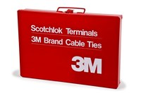 3M Scotchlok RED-TERMINAL-BOX Terminal Box - 11900