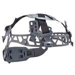 Ergodyne Skullerz 8982 Black Plastic Replacement Suspension - 4-Point Suspension - Ratchet Adjustment - 720476-60192