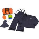 PIP Large Arc Flash Protection Kit - 12 cal/cm² Protection Value ARC Thermal Protection Value 12 cal/cm² - 616314-37709