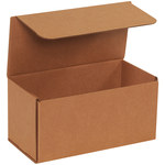 Shipping Supply Kraft Corrugated Mailers - 10 in x 5 in x 5 in - SHP-11635