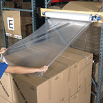 Goodwrappers Clear Top Sheeting - 60 in x 60 in - 1.25 mil Thick - SHP-13297