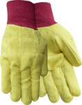 Red Steer 28010 Yellow Large Work Gloves - 28010-L