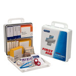 PhysiciansCare First Aid Kit - Plastic Case Construction - 073577-60003
