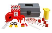 Brady Prinzing Lockout/Tagout Kit - 754473-45448