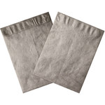 Shipping Supply Tyvek Silver Tyvek Envelopes - 12 in x 9 in - SHP-13549