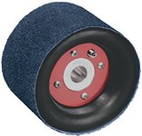 """Dynabrade 94507 3-1/4"""" (83 mm) Dia. x 3"""" (76 mm) W Standard Dynacushion Pneumatic Wheel"""