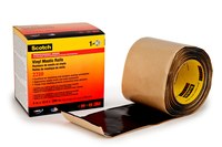3M Scotch VM-4X10 Insulating Tape - 4 in Width x 10 ft Length - 7 mil Thick - Electrically Insulating - 27576