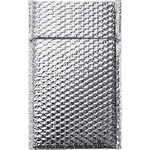 Shipping Supply Silver Cool Shield Bubble Mailers - 10.5 in x 6.5 in x 0 in - SHP-2282