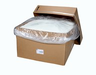 3M 3764B Hot Melt Adhesive Clear High Melt Gaylord Pellet - 41526