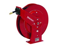 Reelcraft Industries PW7000 Series Hose Reel - 50 ft Hose Included - Spring Drive - PW7650 OHP